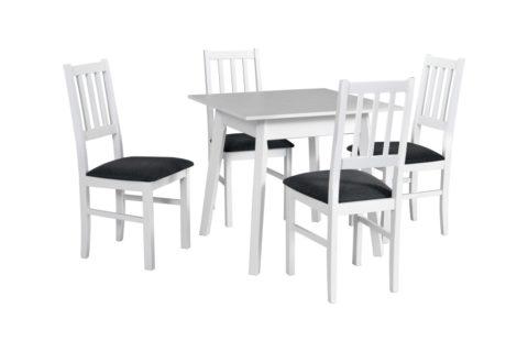 OSLO 1 biały, krzesła BOS 4 (tkanina 8) (low res)