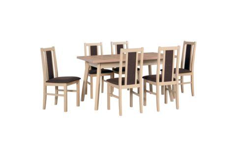 OSLO 5, krzesła BOS 14 sonoma (tkanina 7) (low res)
